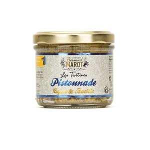 "Bernard Marot - Green Olives with ""Herbes de Provence"" Spread"
