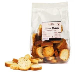 Bernard Marot - Mini roasted toasts
