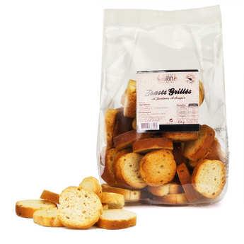 Bernard Marot - Mini toasts grillés