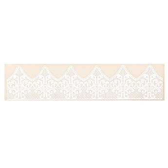 Silikomart - Decorative carpet pastry lace - Wonder Cakes