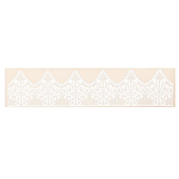 Decorative carpet pastry lace - Wonder Cakes