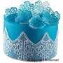 Silikomart - Tapis décoratif pâtisserie dentelles - Wonder Cake