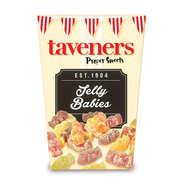 Taverners - Bonbons anglais Jelly Babies Taveners