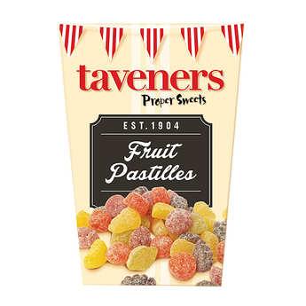 Taverners - Bonbons anglais Fruit Pastilles Taveners