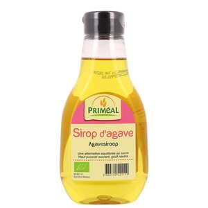 Priméal - Organic agave syrup bottle