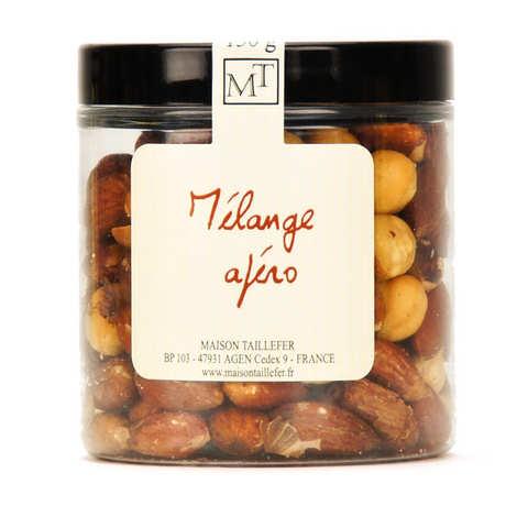 Maison Taillefer - Mélange apéro (arachides, amandes, noisettes)