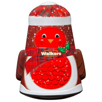 Walkers - Boîte de biscuits shortbreads Walkers - Pingouin