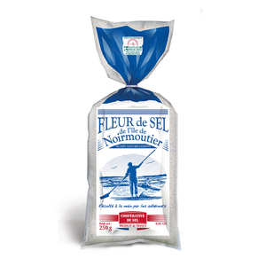 Aquasel - Sea salt from Noirmoutier Island - 250g