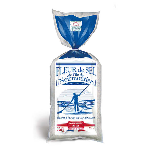 Sea salt from Noirmoutier Island - 250g