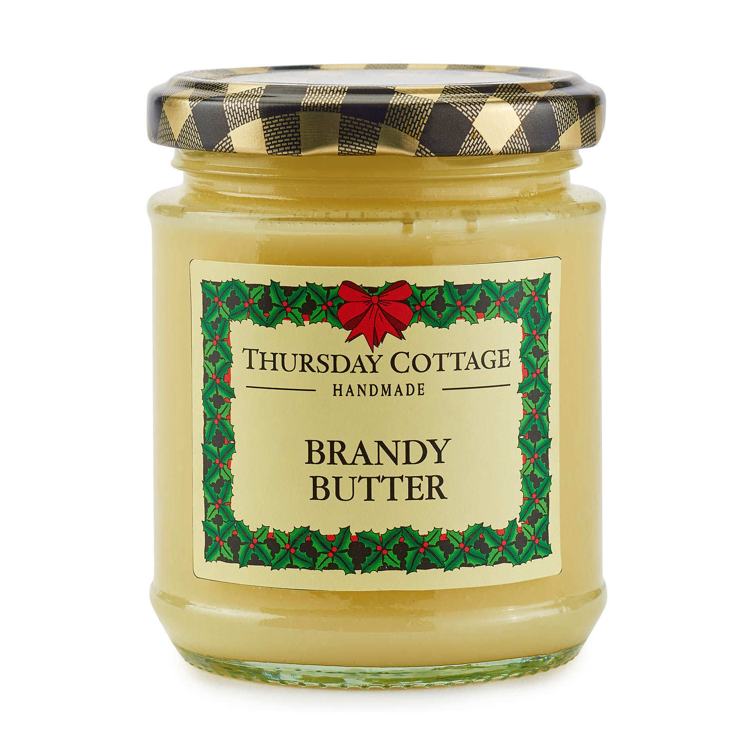 Brandy Butter for Christmas Pudding