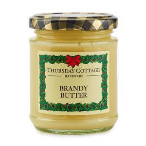 Thursday Cottage - Brandy Butter sauce pour Christmas Pudding