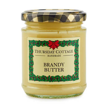 Thursday Cottage - Brandy Butter sauce pour Christmas Pudding