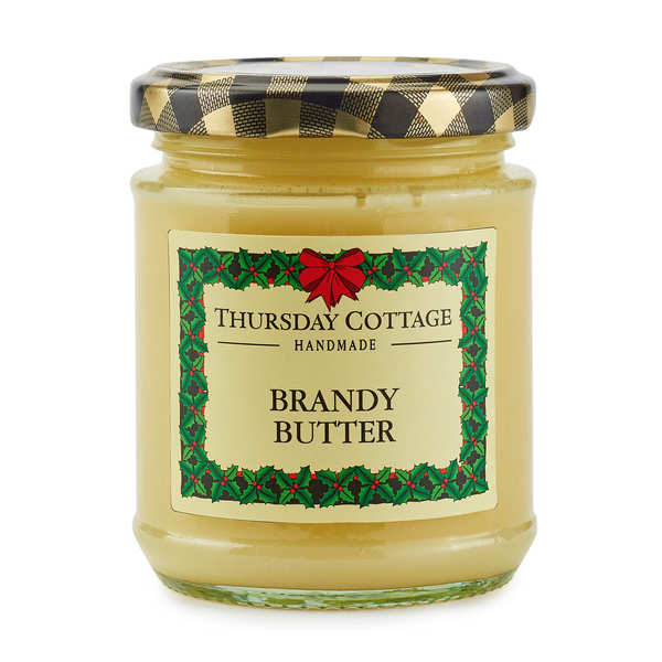 Brandy Butter sauce pour Christmas Pudding