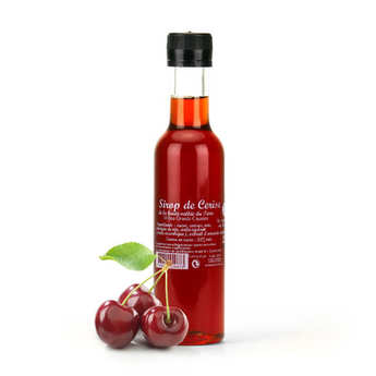 Artisan du fruit - Cherry of the High Valley of the Tarn in Syrup