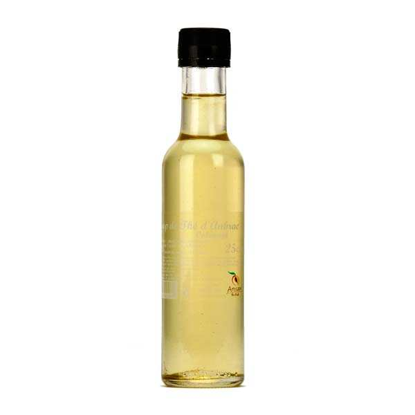Aubrac Tea Syrup - Artisan du fruit