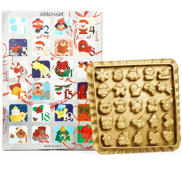 Christmas calandar creation kit