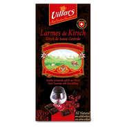 Villars maître chocolatier - Dark chocolate with tears of Kirsch