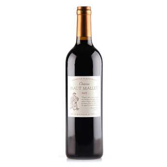 - Château Haut Mallet - AOC Bordeaux rouge Bio
