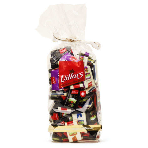 Cases Neapolitan assorted Villars - 7 recipes