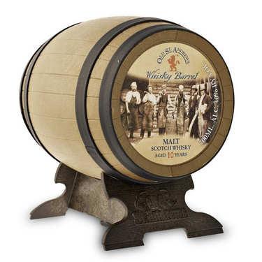 Whisky Old St Andrews en barrique 40%