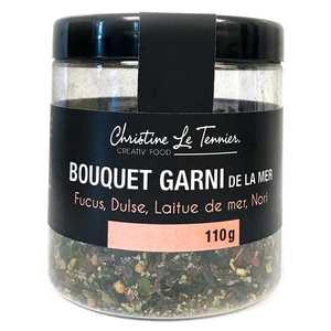 Christine Le Tennier - Aromates de la mer - Mélange d'algues pour assaisonnement