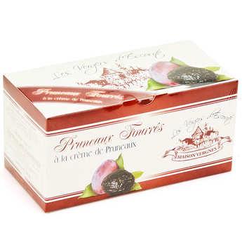 Les vergers d'Escoute - Pruneaux fourrés à la crème de pruneaux