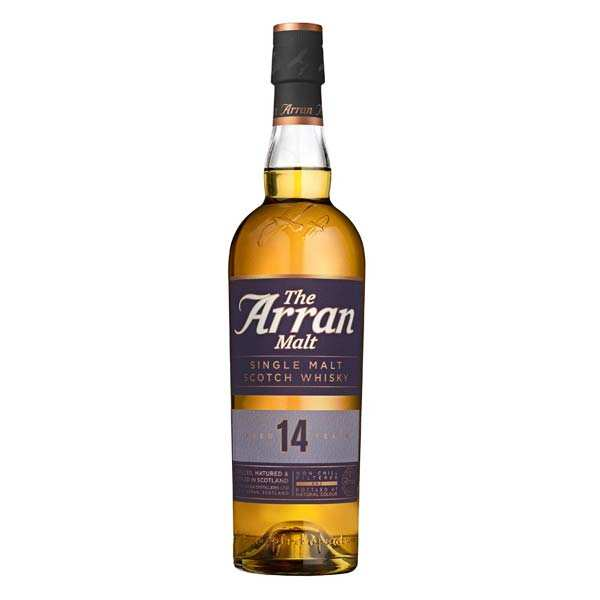 Whisky Arran single malt 14 ans - 46%