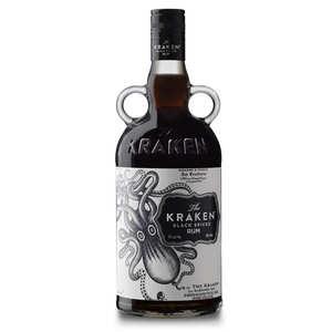 Beach House - Kraken black spiced rum - 40%
