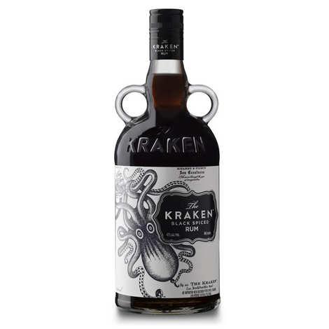 Beach House - Rhum Kraken black spiced rum - 40%