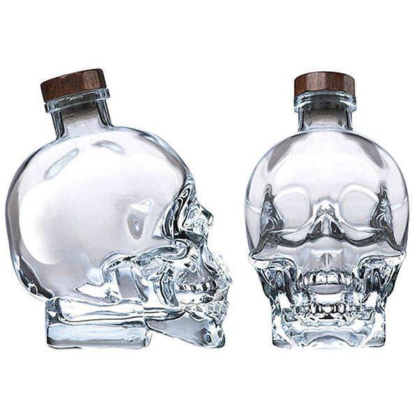 Vodka Crystal Head 40%