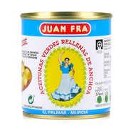 Juan Fra - Olives farcies à l'anchois