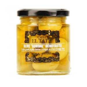 El Tato - Gordal olives pitted