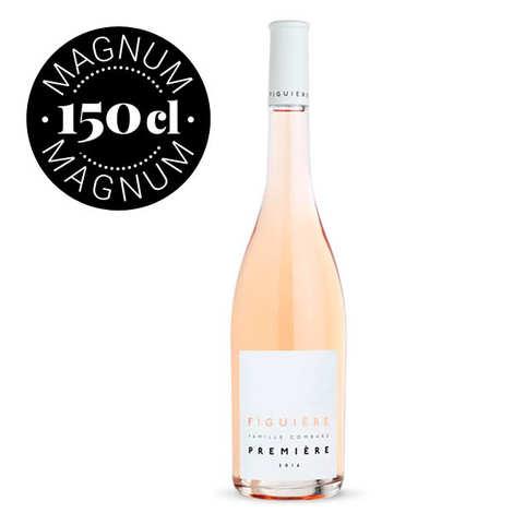 Figuière - Famille Combard - Première de Figuière - Organic Rosé Wine in Magnum