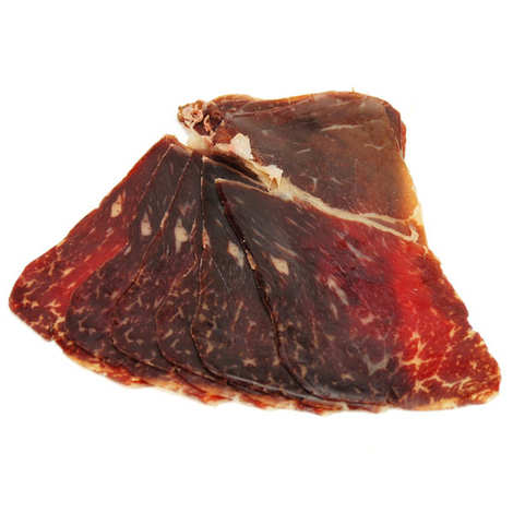 Ferju - Cecina de León IGP trench Reserva without nitrites