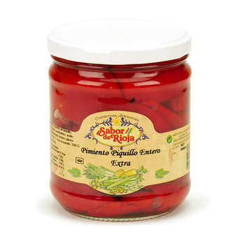 Sabor de Rioja - Extra Whole Peppers