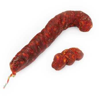 Ferju - Chorizo piquant extra casero sans nitrites