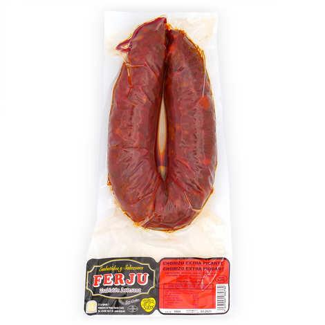 Ferju - Spicy Chorizo Extra Casero without Nitrtites