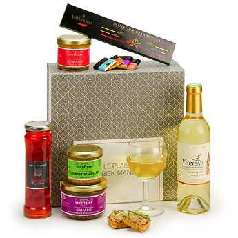 BienManger paniers garnis - Enchantment gourmet gift box