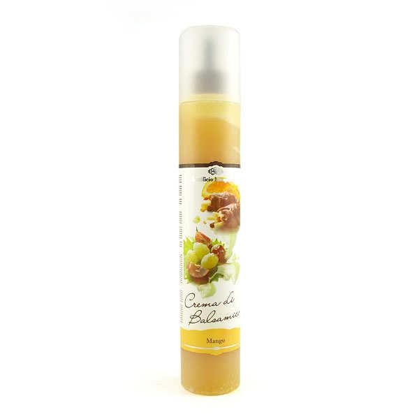 Crème de jus de mangue vinaigré