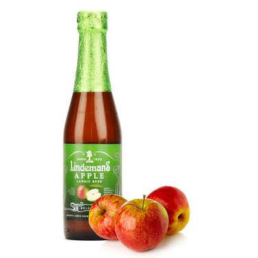 Lindemans Pomme - bière belge légère à la pomme - 3,5%