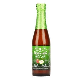 Brasserie Lindemans - Lindemans Apple - light Belgian beer with apple - 3.5%
