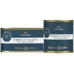 Comtesse du Barry - Bloc de foie gras de canard fermier du Sud-Ouest