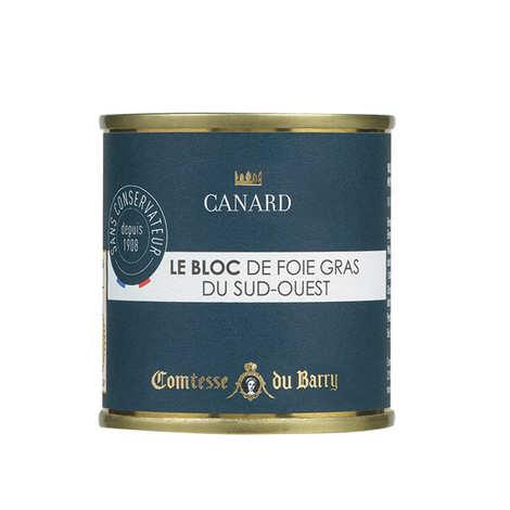 Comtesse du Barry - Bloc de foie gras de canard du Sud-Ouest