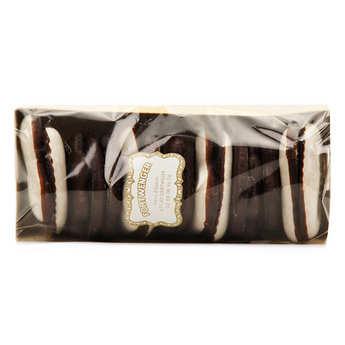 Fortwenger - Coeurs, étoiles et Bretzels chocolatés et glacés