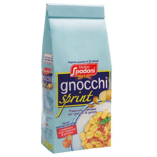 Farine italienne pour gnocchi express