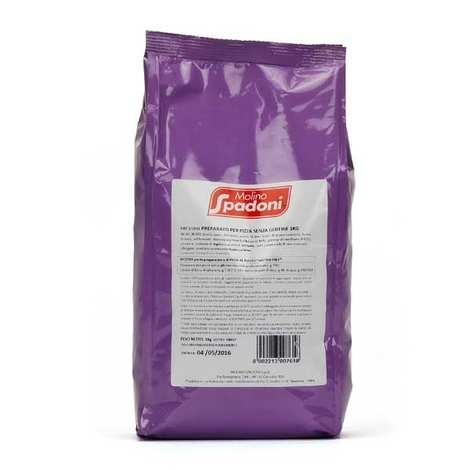 Molino Spadoni - Gluten free flour for pizza