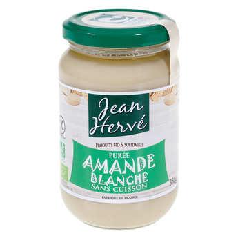 Jean Hervé - Purée d'amandes blanches sans cuisson bio