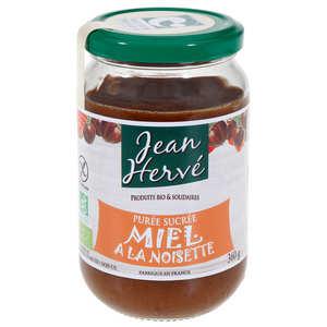 Jean Hervé - Purée de noisettes et miel bio