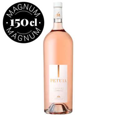 Pétula rosé Luberon - Magnum - 13%