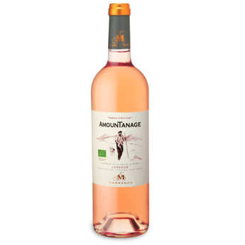 Marrenon - Amountanage rosé Luberon bio - 12,5%